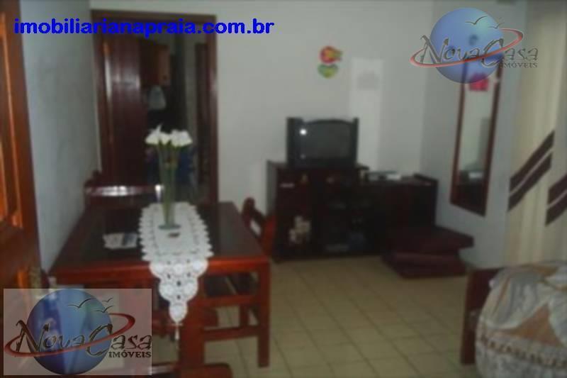 Apartamento 1 dormitório, Campo da Aviação, Praia Grande - AP0193.