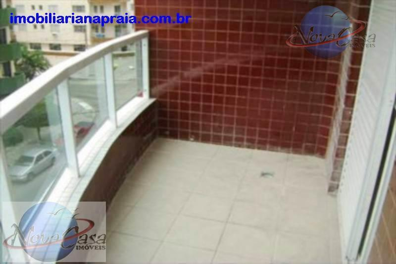 Apartamento 2 dormitórios, Vila Guilhermina, Praia Grande - AP1230