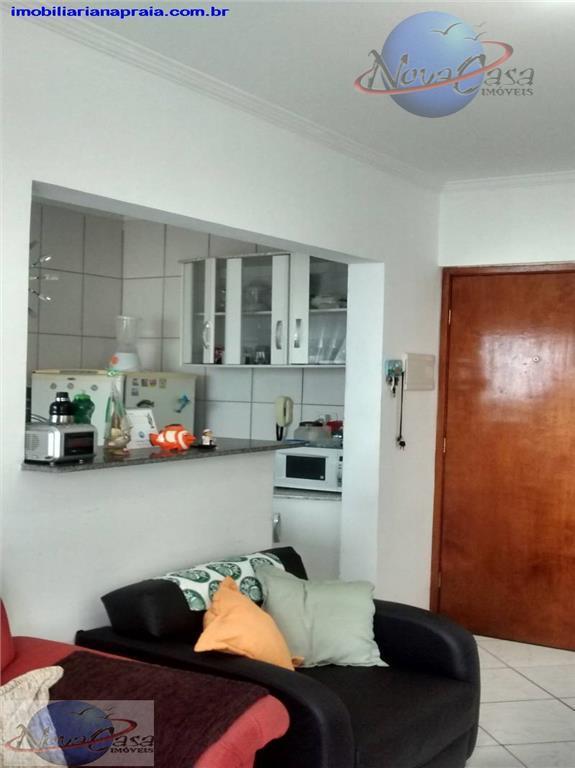 nova casa imóveis sua imobiliária na praia - apartamento na vila mirim em praia grande litoral...