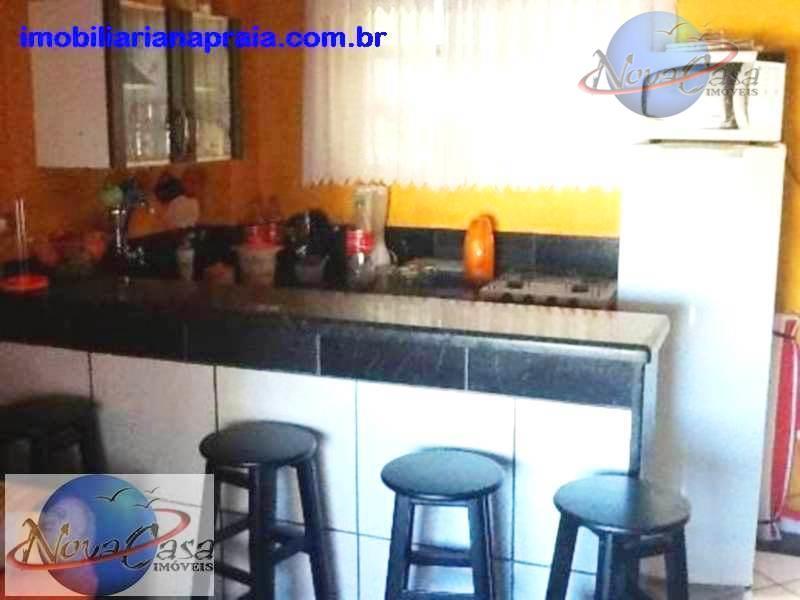 Apartamento 1 dormitório, Vila Balneária, Praia Grande - AP5733