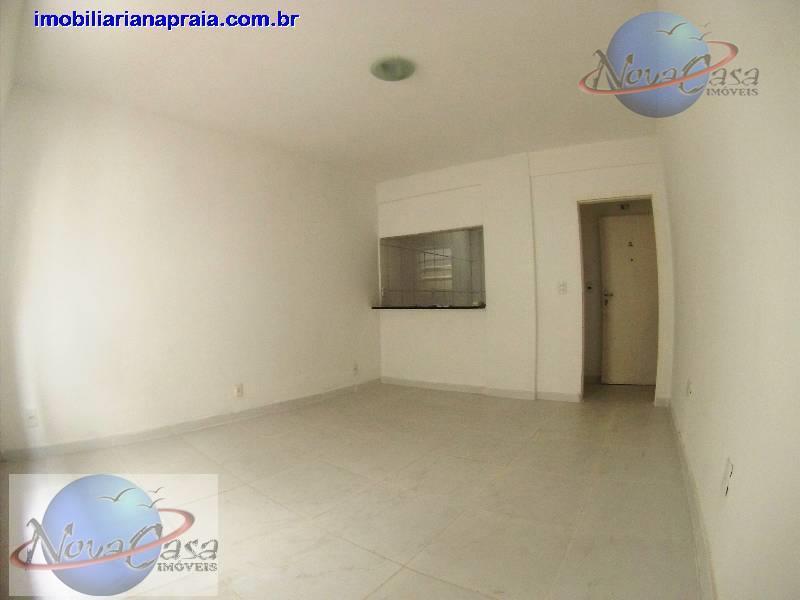 Apartamento 1 Dormitório Vila Guilhermina, Praia Grande
