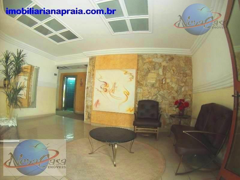 Apartamento 1 Dormitório, Canto do Forte, Praia Grande
