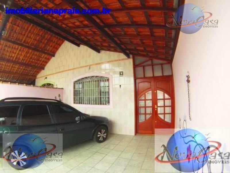 Casa 2 dormitórios 1 suite, 2 vagas, Praia Grande