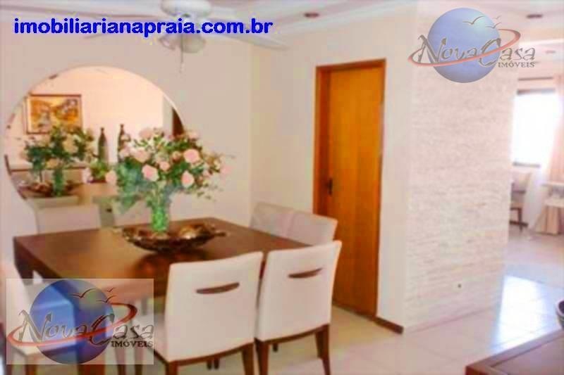 Apartamento 3 dormitórios suítes, Vila Tupi, Praia Grande
