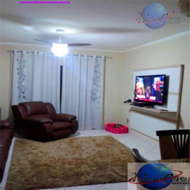 Apartamento 2 dormitórios, Canto do Forte, Praia Grande
