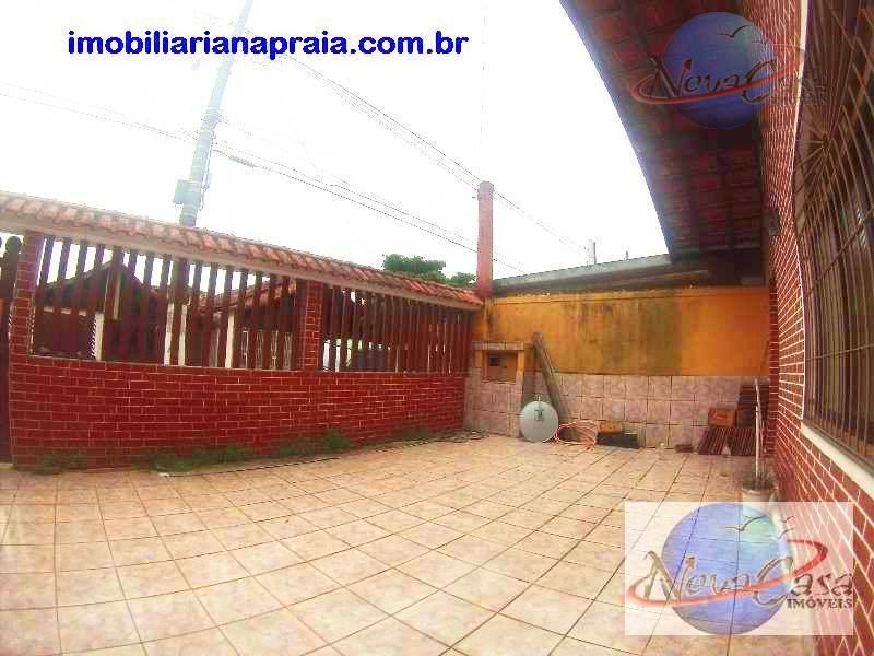 Casa Isolada 2 Dormitórios, Vila Mirim, Praia Grande