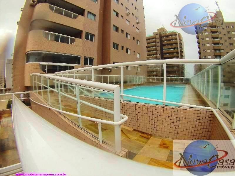 Apartamento 3 Dormitórios, Campo da Aviação, Praia Grande