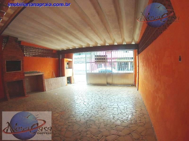 Casa  2 dormitórios Vila Mirim, Praia Grande.