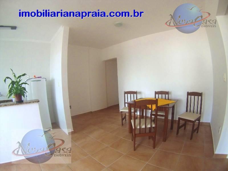 Apartamento 1 Dormitório, Vila Tupi, Praia Grande.