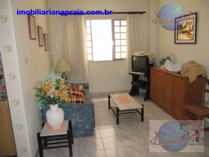 Apartamento 2 Dormitórios, Vila Guilhermina, Praia Grande.