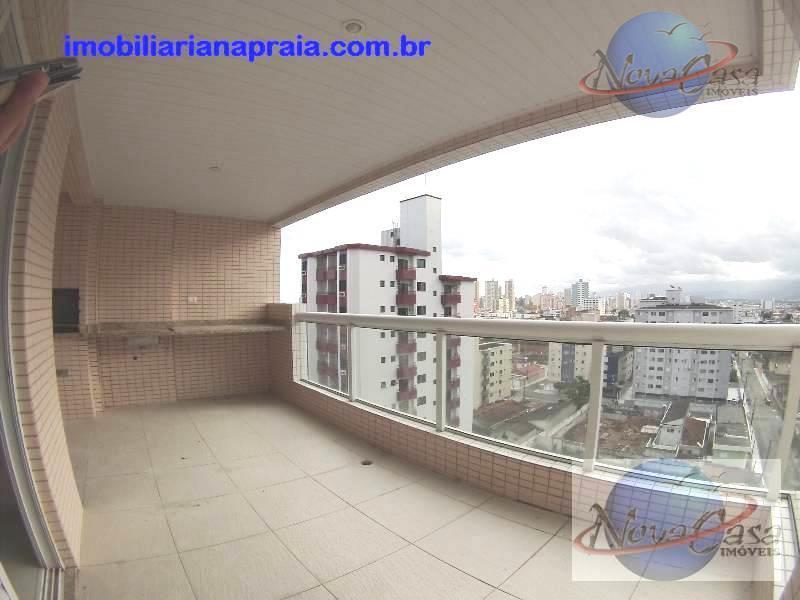 Apartamento 3 Dormitórios, Canto do Forte, Praia Grande.