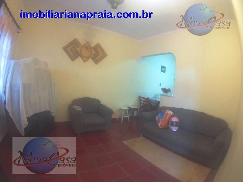 Casa 2 Dormitórios Balneário Maracanã, Praia Grande
