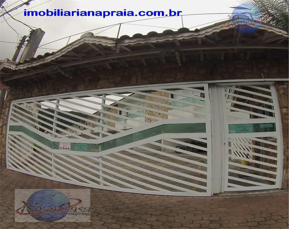 Sobrado 3 Dormitórios Canto do Forte, Praia Grande.