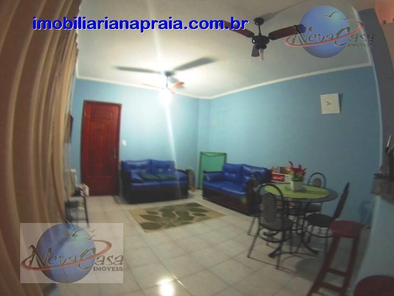 Apartamento 1 Dormitório, Canto do Forte, Praia Grande.