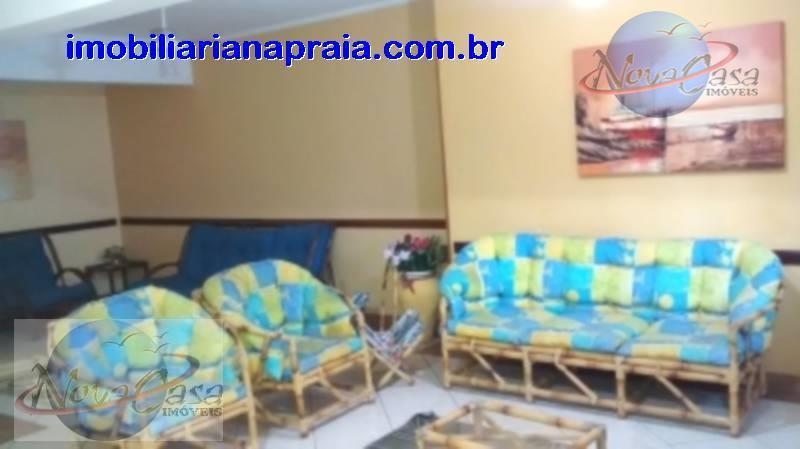 imobiliária na praia - ótimo apartamento próximo a praia com sala ampla de 2 ambientes e...