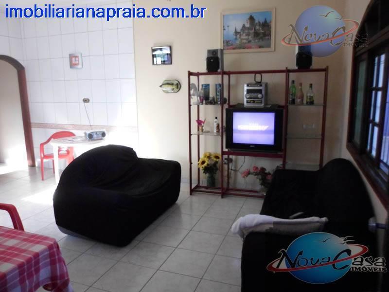 Casa 1 Dormitório, Vila Mirim, Praia Grande.