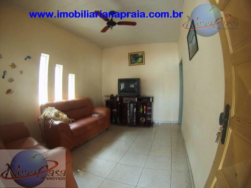 Casa  Isolada 3 Dormitórios, Cidade Ocian, Praia Grande.