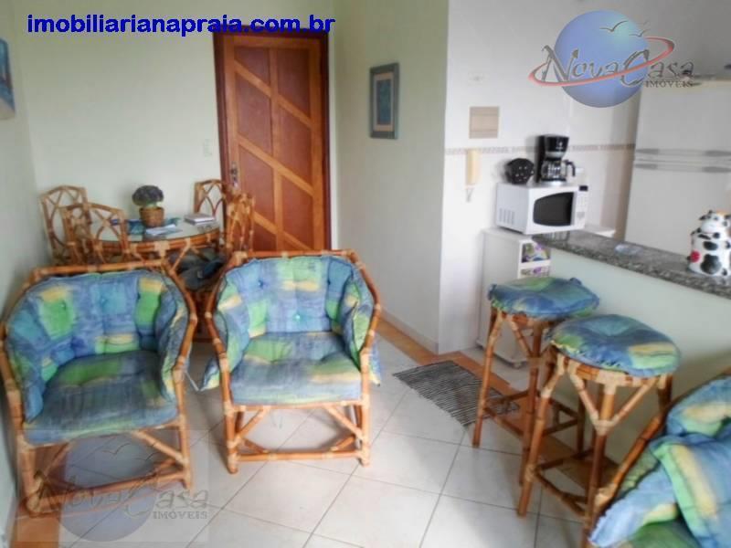 Apartamento 1 Dormitório, Vila Assunção, Praia Grande.
