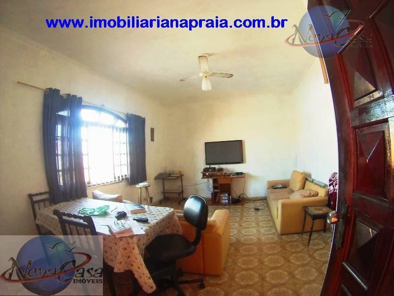 Casa Isolada 3 Dormitórios suite, Balneário Maracanã, Praia Grande.