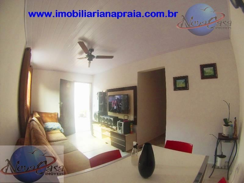 Casa 3 Dormitórios, Balneário Maracanã, Praia Grande.
