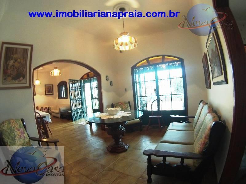 Sobrado Isolado 5 Dormitórios, Balneário Flórida, Praia Grande.