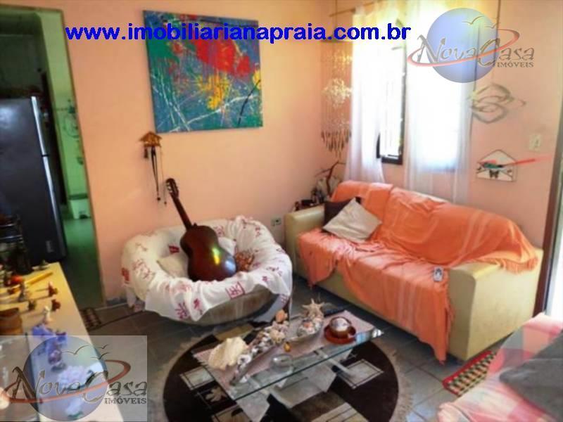 Casa 1 Dormitório, Jardim Imperador IV, Praia Grande.
