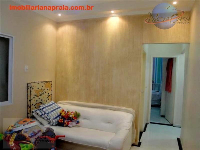 Casa 2 dormitórios, Campo da Aviação, Praia Grande -
