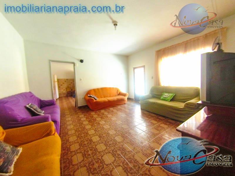 Casa residencial à venda, Vila Caiçara, Praia Grande - CA1393.