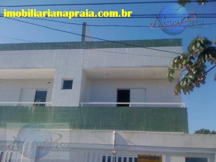 Casa 2 Dormitórios, Vila Mirim, Praia Grande - CA1760.