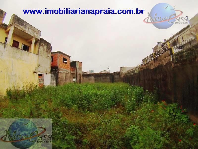 Terreno em Área Comercial, Nova Mirim, Praia Grande.