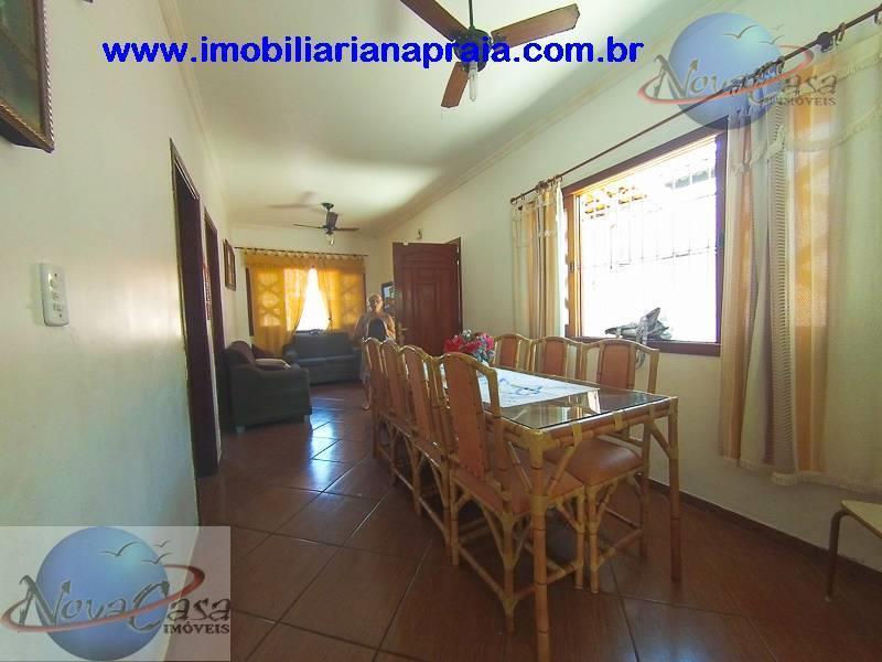 Casa Isolada 3 Dormitórios, Vila Mirim, Praia Grande.