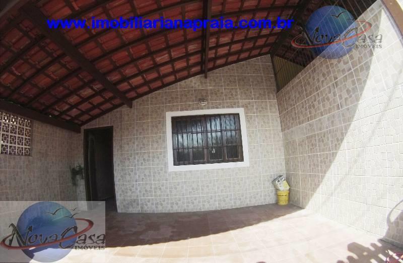 Casa 4 Dormitórios, Balneário Maracanã, Praia Grande