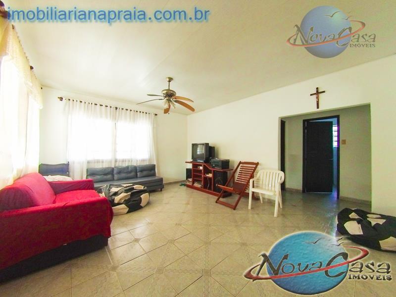 Casa Isolada, 3 dormitórios, Praia Grande.