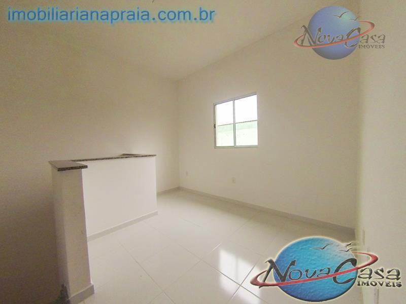 Casa 2 Dormitórios, Parque das Américas, Praia Grande.