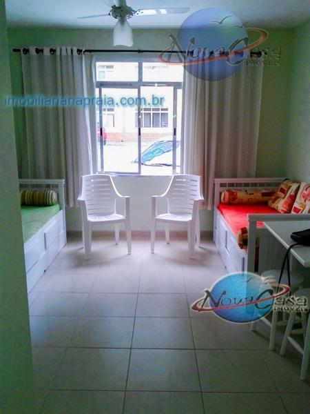 Kitnet à venda, Vila Caiçara, Praia Grande.