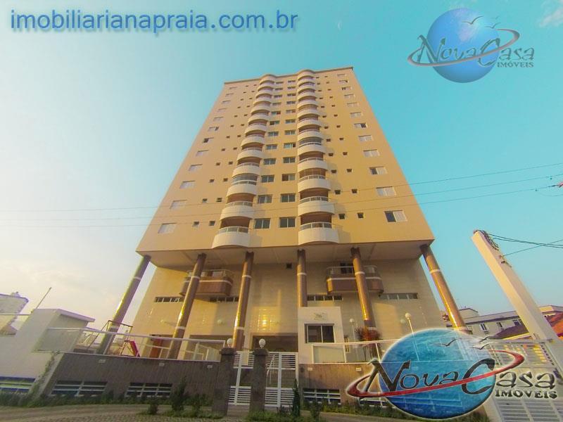 Apartamento 2 Dormitórios, Vila Caiçara, Praia Grande.