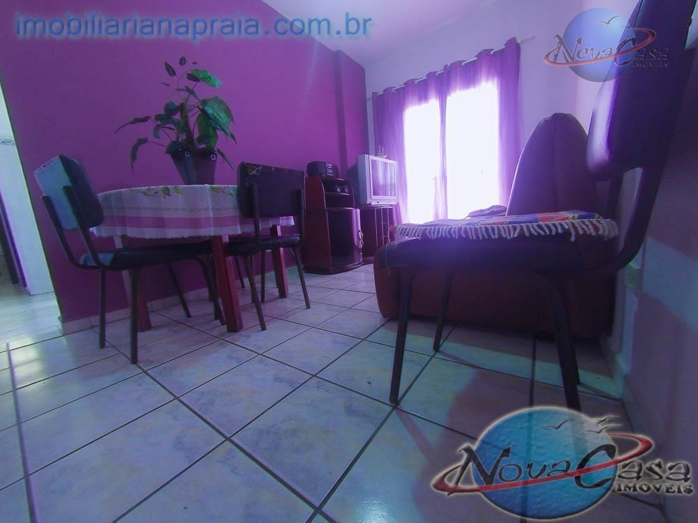 Apartamento 1 dormitório à venda, Cidade Ocian, Praia Grande.
