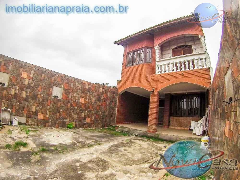 Casa  2 Dormitórios e suite, Vila Tupiry, Praia Grande.