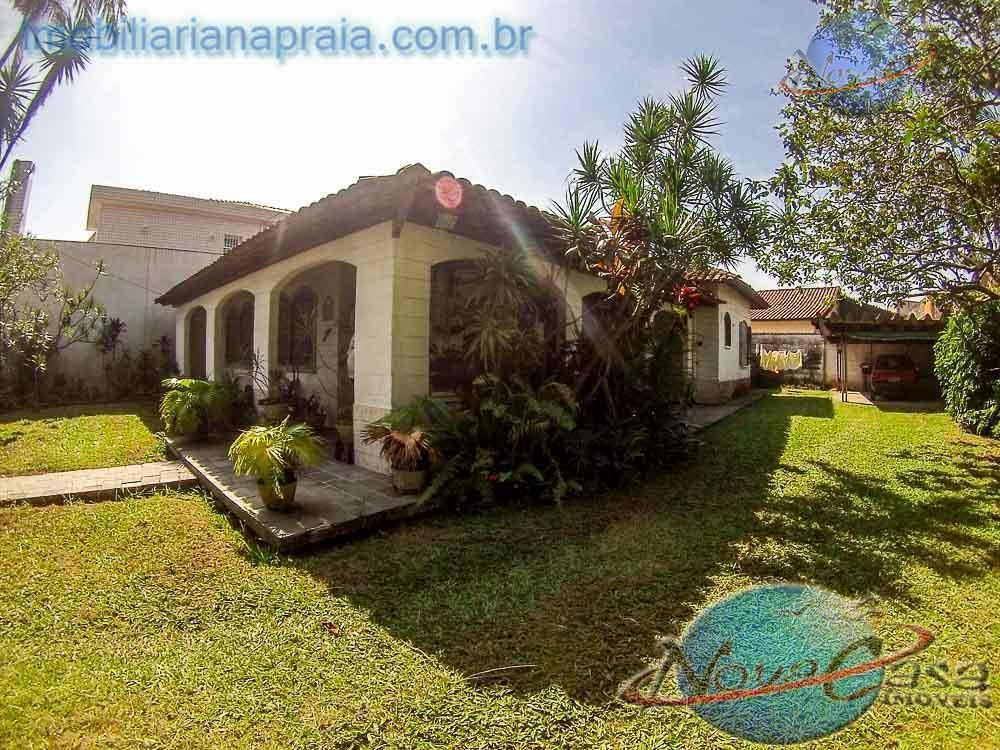 Casa Isolada 500 m² terreno Guilhermina, Praia Grande.