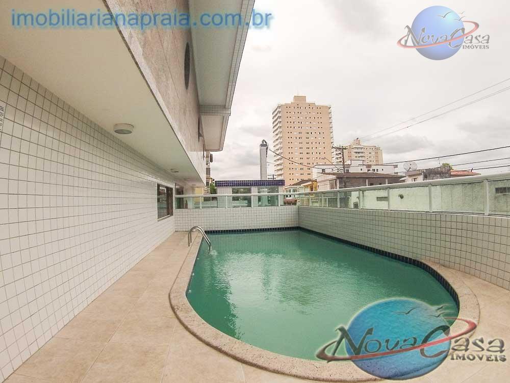 Apartamento 2 Dormitórios, Campo da Aviação, Praia Grande.