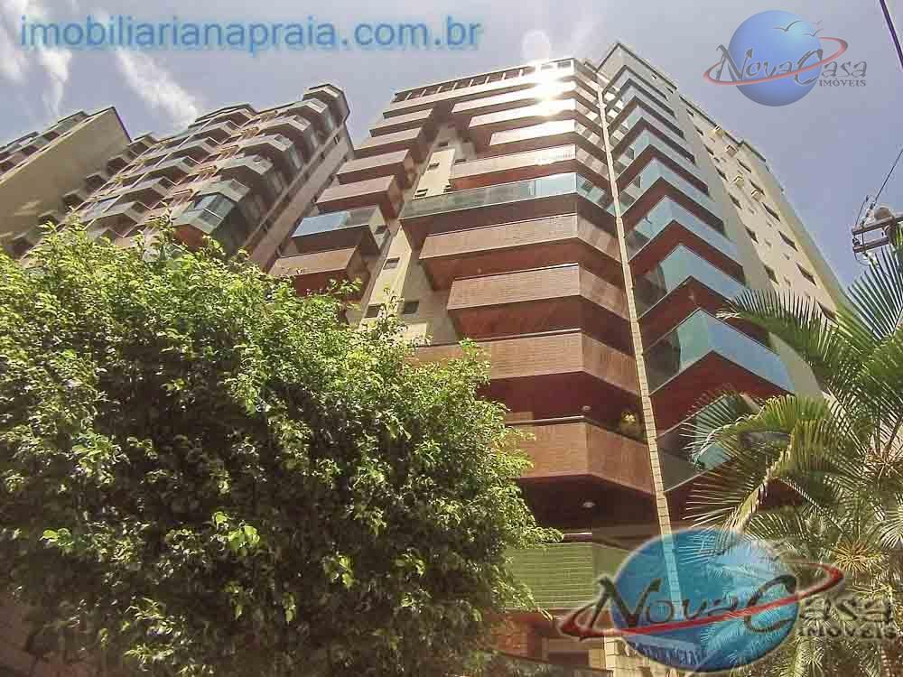Apartamento 2 Dormitórios 2 Sacadas e Piscina Tupi, Praia Grande.