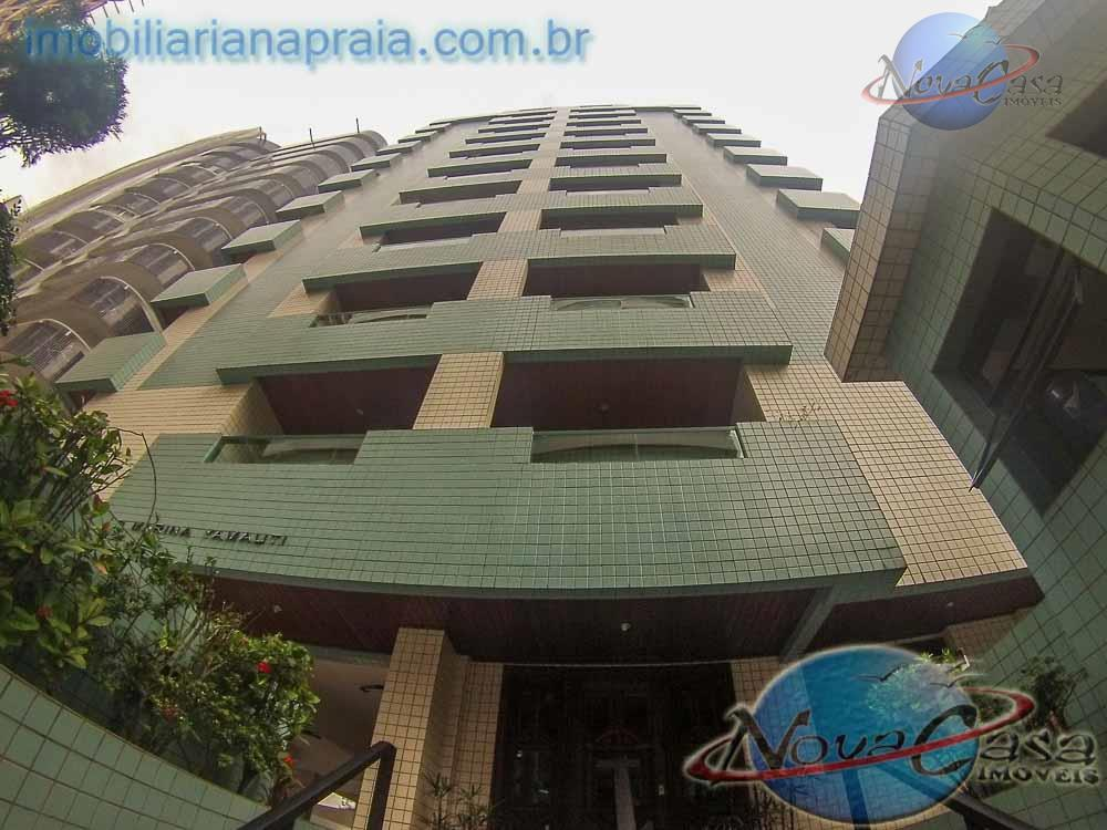 Apartamento 2 Dormitórios, Totalmente Mobiliado, Canto do Forte, Praia Grande.