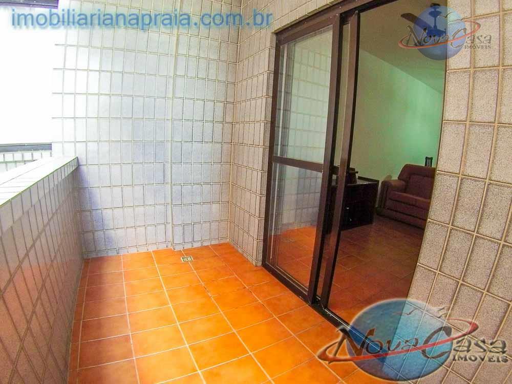 Prédio Frente ao Mar, 2 Dormitórios 1 Suite, Piscina , Praia Grande.