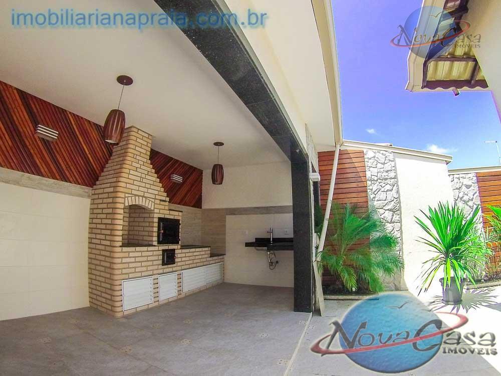 nova casa imóveis sua imobiliária na praia - casa no balneário florida na praia grande litoral...