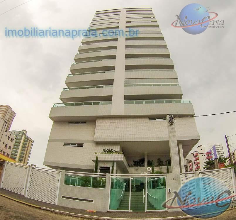 Apartamento 2 Dormitórios, Vila Tupi, Praia Grande.