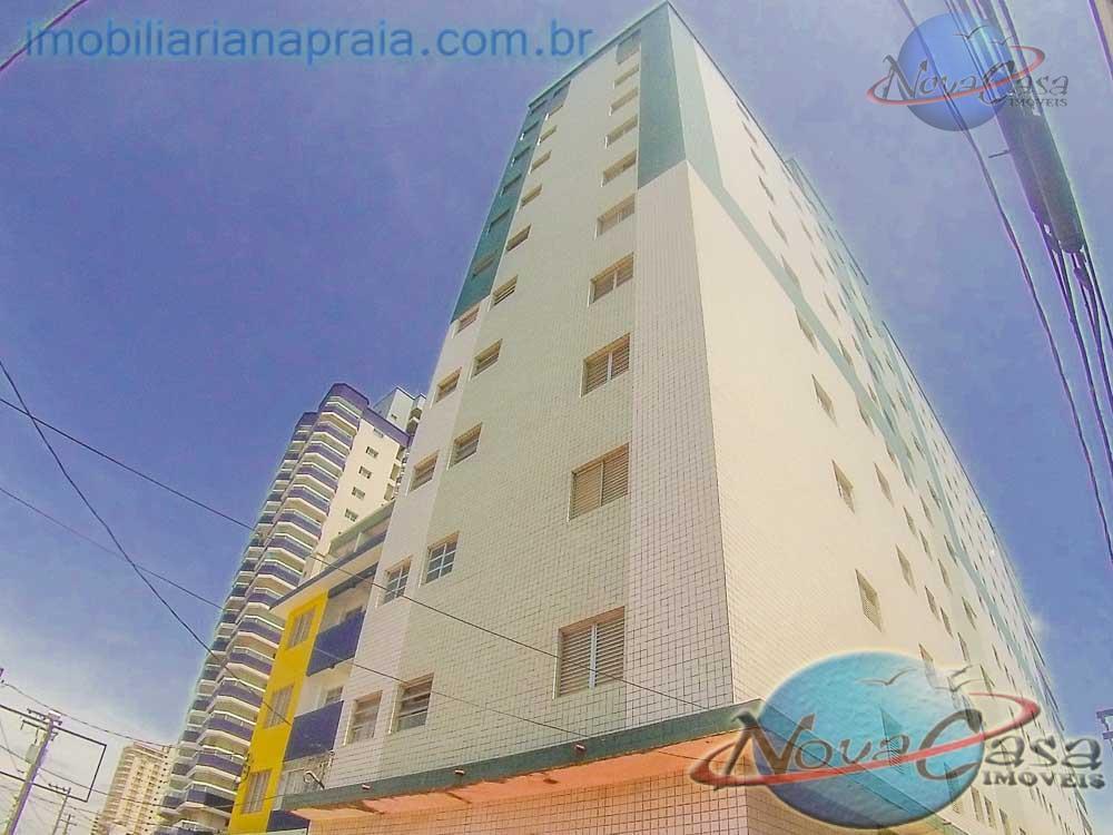 Kitnet à venda, Vila Guilhermina, Praia Grande.