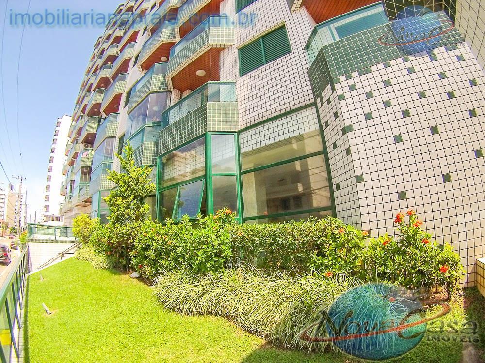 Apartamento 1 dormitório à venda, Vila Guilhermina, Praia Grande.