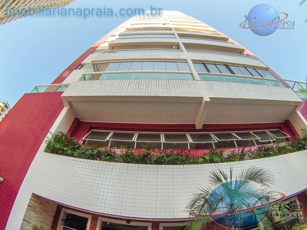 Apartamento, 3 Dormitórios, Linda Vista, Varanda e Piscina, Canto do Forte, Praia Grande.