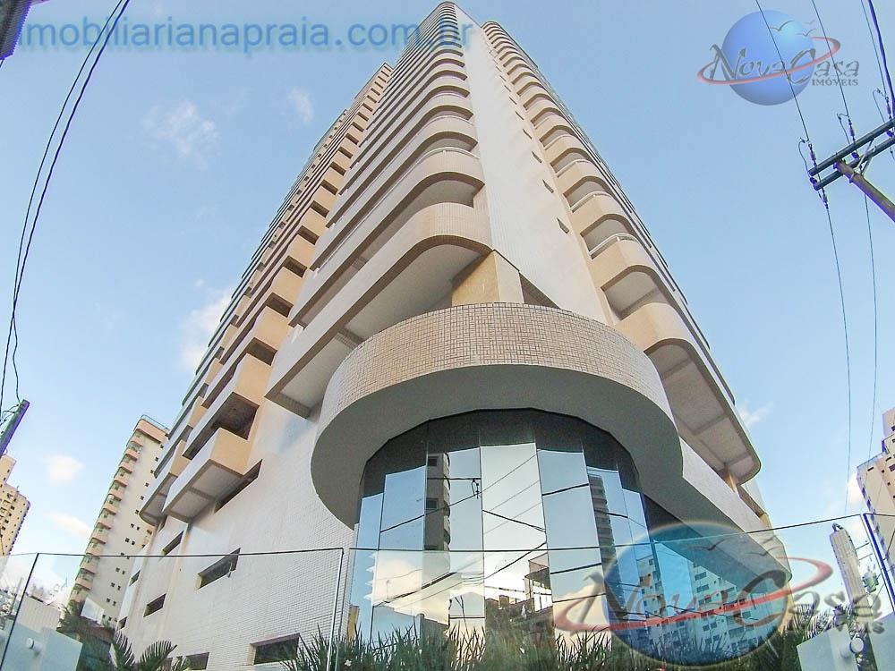 Apartamento 2 dormitórios à venda, Vila Tupi, Praia Grande.