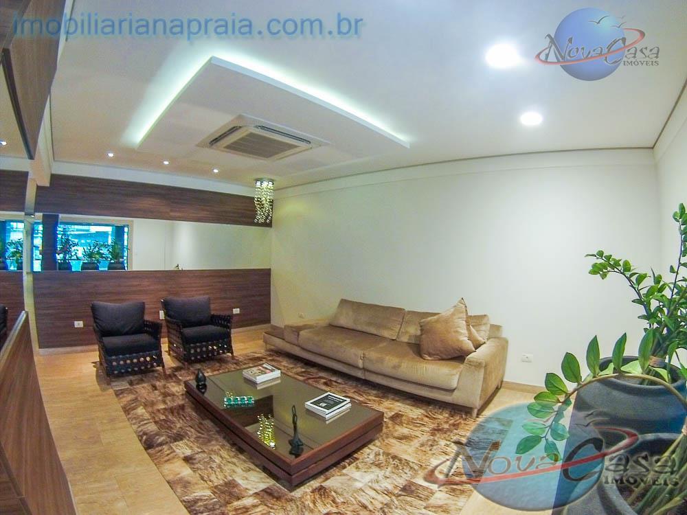 Apartamento 3 Dormitórios sendo 2 Suítes, Canto do Forte, Praia Grande.
